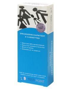 Test-Point Cassette Zwangerschapstest