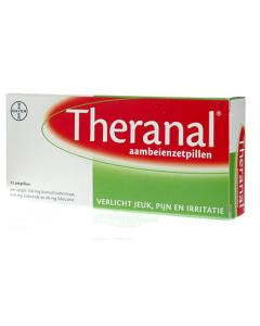 Theranal Aambeienzetpil