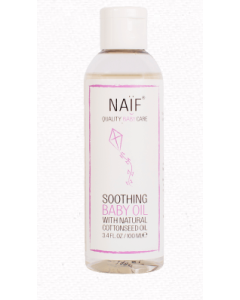 Naif Baby Soothing Massage Oil