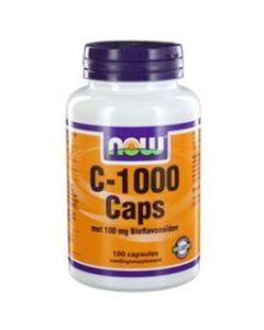 NOW Vitamine C-1000 met Bioflavonoïden