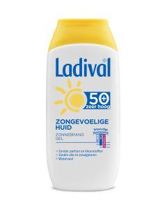 Ladival Zongevoelige Huid gel SPF50+ 200ml
