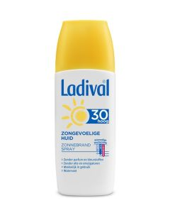 Ladival Zongevoelige huid spray SPF30 150ml